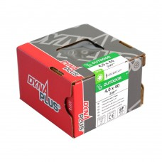 dynaplus unischroef ar-coating pk tx-20 4.0x30 6400 stuks