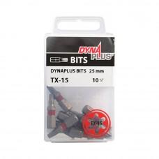 Bit Dynaplus  25mm TX-15 rood