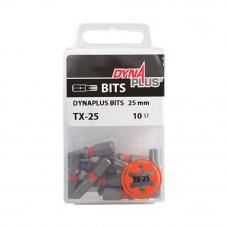 Bit Dynaplus  25mm TX-25 oranje