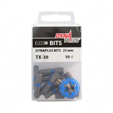 Bit Dynaplus  25mm TX-30 blauw