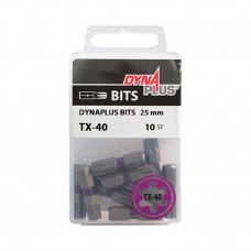 Bit Dynaplus  25mm TX-40 paars