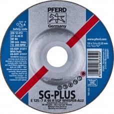 AFBRAAMSCHIJF E125-7 A 46 H SGP-WHISPER-ALU